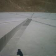 Cimentación para depuradora en Minas Sotiel Coronada3